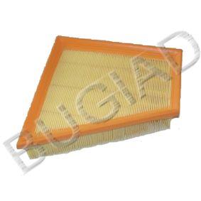 Luftfilter Länge: 218mm, Breite: 213mm, Höhe: 58mm mit OEM-Nummer 5Z0 129 620