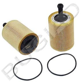 Oil Filter Ø: 71mm, Height: 141mm with OEM Number 071115562C