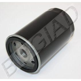 Ölfilter für VW GOLF IV (1J1) 1.6 100 PS ab Baujahr 08.1997 BUGIAD Ölfilter (BSP21274) für