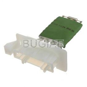 BUGIAD  BSP21900 Widerstand, Innenraumgebläse Spannung: 12V, Pol-Anzahl: 4-polig