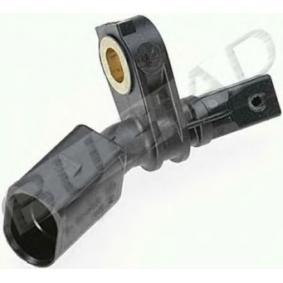 Sensor, Raddrehzahl Länge: 62mm mit OEM-Nummer 6Q0 927 803A