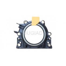 Nockenwellendichtung für VW TOURAN (1T1, 1T2) 1.9 TDI 105 PS ab Baujahr 08.2003 BUGIAD Wellendichtring, Nockenwelle (BSP23101) für