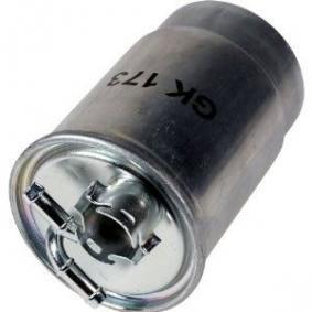 Kraftstofffilter Höhe: 159mm mit OEM-Nummer 7M0 127 401 A
