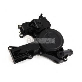 Oil Trap, crankcase breather with OEM Number 06H103495A