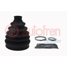Bellow Set, drive shaft Height: 115mm, Inner Diameter 2: 24mm, Inner Diameter 2: 84mm with OEM Number 8D0 498 203 A