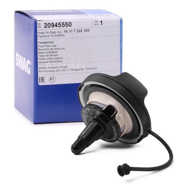 Fuel Tank Cap SWAG 20945550 expert knowledge