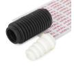 Protective cap bellow shock absorber TOYOTA Yaris Hatchback (_P1_) 2003 year 8119514 ASHIKA Front Axle