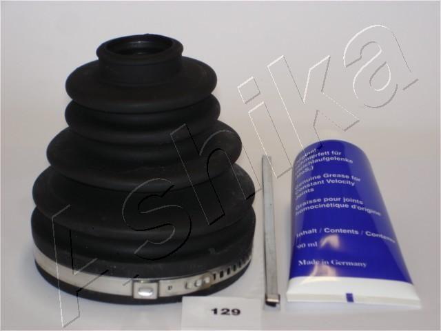 ASHIKA  63-01-129 Bellow Set, drive shaft Height: 106mm