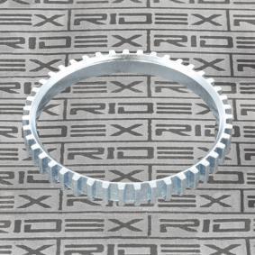 RIDEX Drehzahlfühler Vorderachse, Ø: 72mm