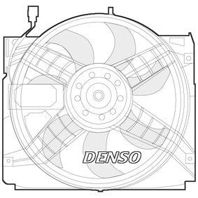 Lüfter, Motorkühlung DER05004 3 Touring (E46) 320d 2.0 Bj 2001