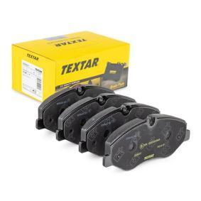 Bremsbelagsatz, Scheibenbremse Breite: 184,3mm, Höhe: 74,8mm, Dicke/Stärke: 20,8mm mit OEM-Nummer A4474210800