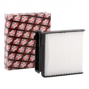 Filter, interior air 21-NS-NS6 Note (E11, NE11) 1.5 dCi MY 2011