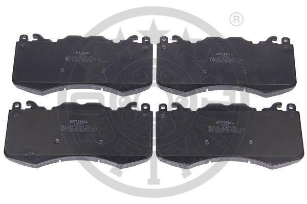Bremsbeläge 12595 OPTIMAL 24659 in Original Qualität