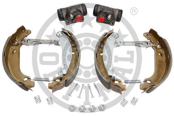 Bremsensatz, Trommelbremse BK-5066 OPTIMAL BK-5066 in Original Qualität