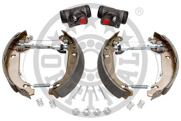 Bremsensatz, Trommelbremse OPTIMAL BK-5066 Bewertung
