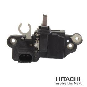 HITACHI Generatorregler 2500570 für AUDI A4 (8E2, B6) 1.9 TDI ab Baujahr 11.2000, 130 PS