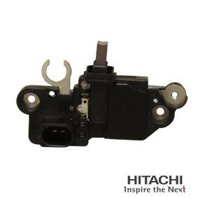 HITACHI Generatorregler 2500573 für AUDI A4 (8E2, B6) 1.9 TDI ab Baujahr 11.2000, 130 PS