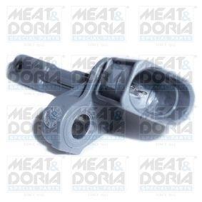 Sensor, Raddrehzahl mit OEM-Nummer 1K0 927 807 A