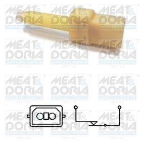 MEAT & DORIA Bremslichtschalter 35014 für AUDI 80 Avant (8C, B4) 2.0 E 16V ab Baujahr 02.1993, 140 PS