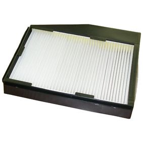 Filter, interior air 17100F PUNTO (188) 1.2 16V 80 MY 2006