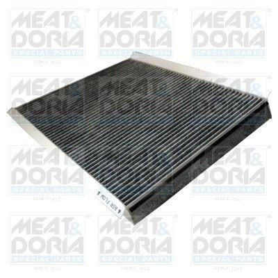 MEAT & DORIA  17105K Filter, Innenraumluft Länge: 354mm, Breite: 244mm, Höhe: 30mm