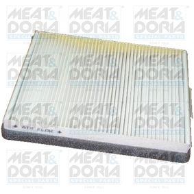 Филтър, въздух за вътрешно пространство 17128 25 Хечбек (RF) 2.0 iDT Г.П. 2003