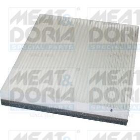 Filter, Innenraumluft Länge: 210mm, Breite: 240mm, Höhe: 30mm mit OEM-Nummer 18 08 527