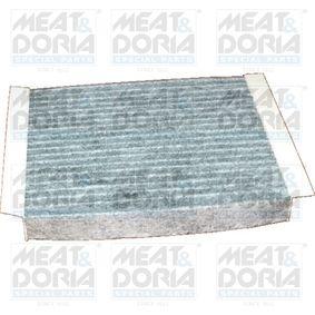 Filter, Innenraumluft Art. Nr. 17306K 120,00€