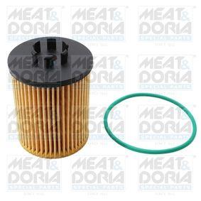 Ölfilter Ø: 62mm, Innendurchmesser: 9,3mm, Höhe: 88mm mit OEM-Nummer 90543378