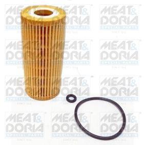 Filtro olio Ø: 52mm, Diametro interno: 21mm, Alt.: 116mm con OEM Numero 5519 7218