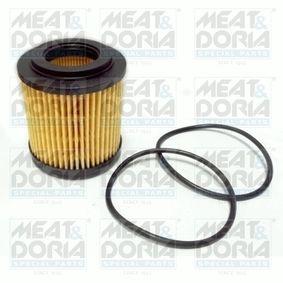 Oil Filter 14092 6 Hatchback (GH) 2.5 MZR MY 2011