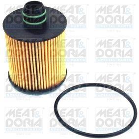 Ölfilter Ø: 72mm, Innendurchmesser: 17mm, Höhe: 101mm mit OEM-Nummer 95511489