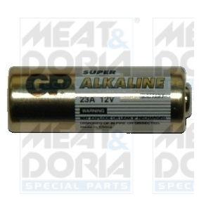 MEAT & DORIA Batterier 81225