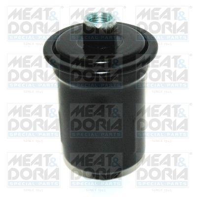 MEAT & DORIA  4094 Fuel filter Height: 115mm
