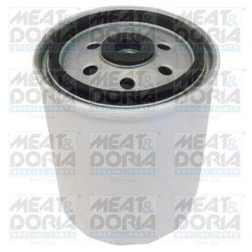Kraftstofffilter Höhe: 103mm mit OEM-Nummer A 601 090 03 52
