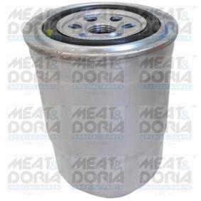 Kraftstofffilter Höhe: 135mm mit OEM-Nummer 16403-59E00