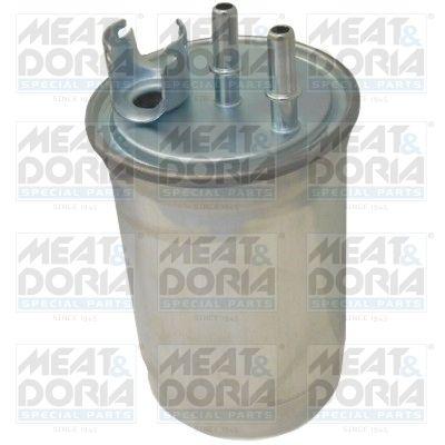 MEAT & DORIA  4260 Kraftstofffilter Höhe: 179mm