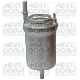 Kraftstofffilter Höhe: 151mm mit OEM-Nummer 6Q0 201 051