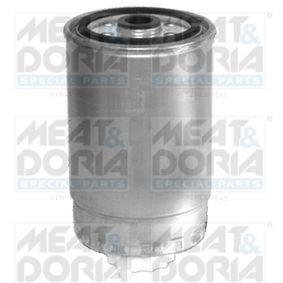 Kraftstofffilter Höhe: 160mm mit OEM-Nummer 52126244 AB