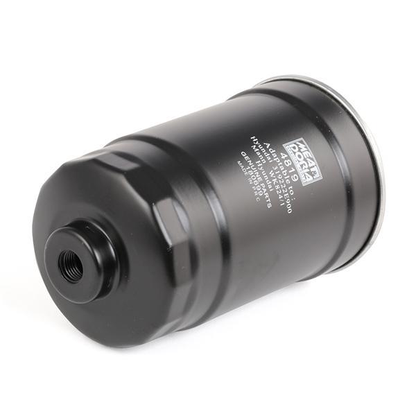 Inline fuel filter MEAT & DORIA 4819 803341929293