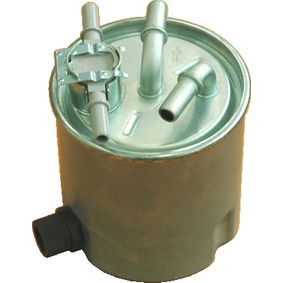 Fuel filter Height: 120mm with OEM Number 16400JD52D