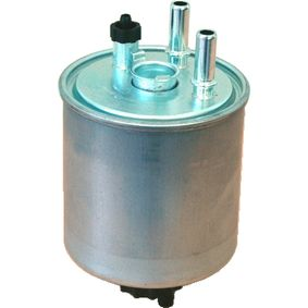 Kraftstofffilter Höhe: 158mm mit OEM-Nummer 1640 039 78R