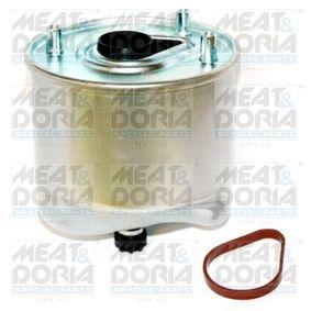 Fuel filter 4972 FIESTA 6 1.4 TDCi MY 2013