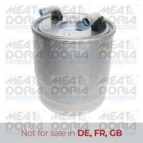 Fuel filter 4989 A-Class (W169) A 180 CDI 2.0 (169.007, 169.307) MY 2010