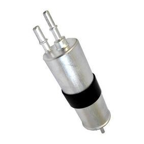 Fuel filter Height: 250mm with OEM Number 16127327120