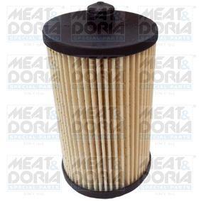 Kraftstofffilter 4999 CRAFTER 30-50 Kasten (2E_) 2.5 TDI Bj 2009