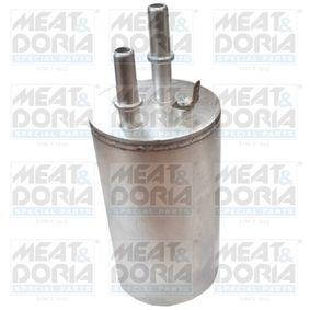 Kraftstofffilter Höhe: 141mm mit OEM-Nummer 31 274 940