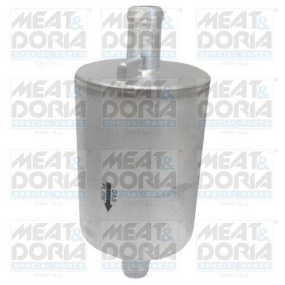 MEAT & DORIA  5047 Kraftstofffilter Höhe: 81mm