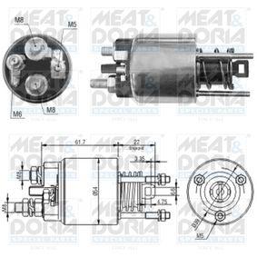Magnetschalter, Starter 46145 3 Limousine (E46) 320d 2.0 Bj 2001