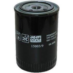 Ölfilter Ø: 93mm, Höhe: 141,5mm mit OEM-Nummer 83-064